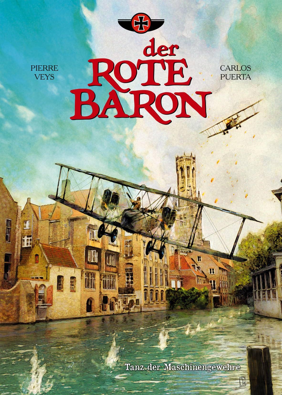 Der Rote Baron Vol. 1: Tanz der Maschinengewehre