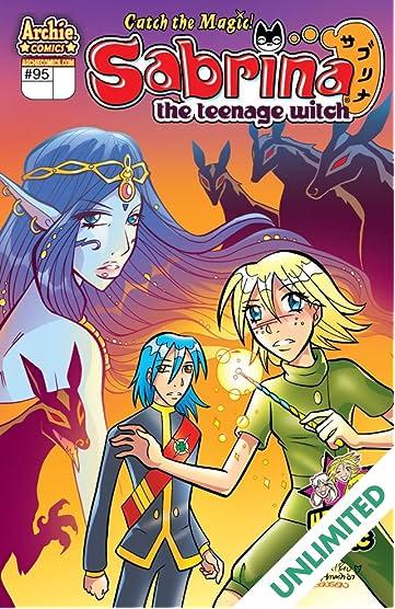 Sabrina Manga #38