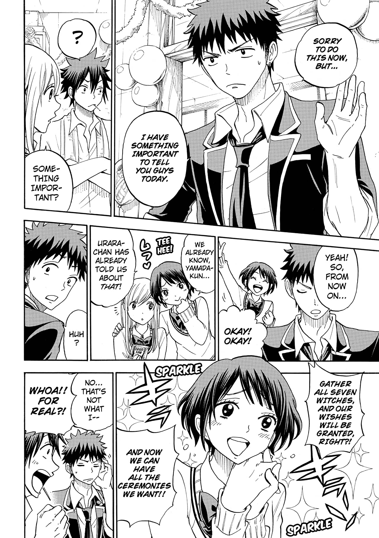 Yamada-kun and the Seven Witches #89