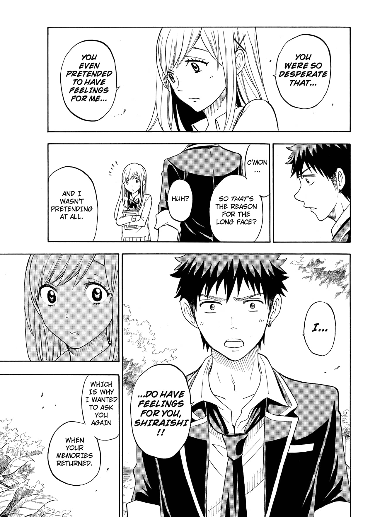 Yamada-kun and the Seven Witches #90