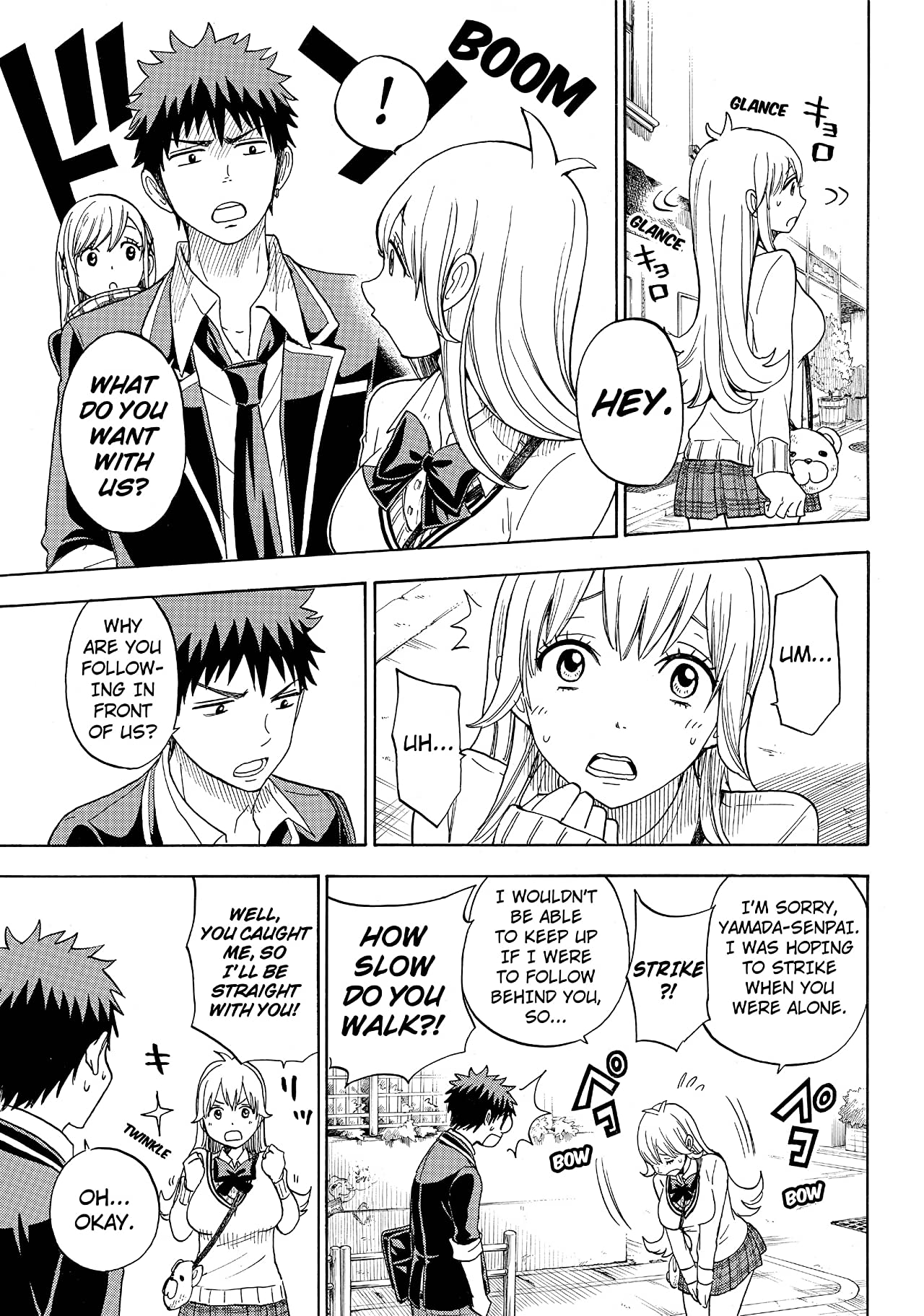 Yamada-kun and the Seven Witches #93