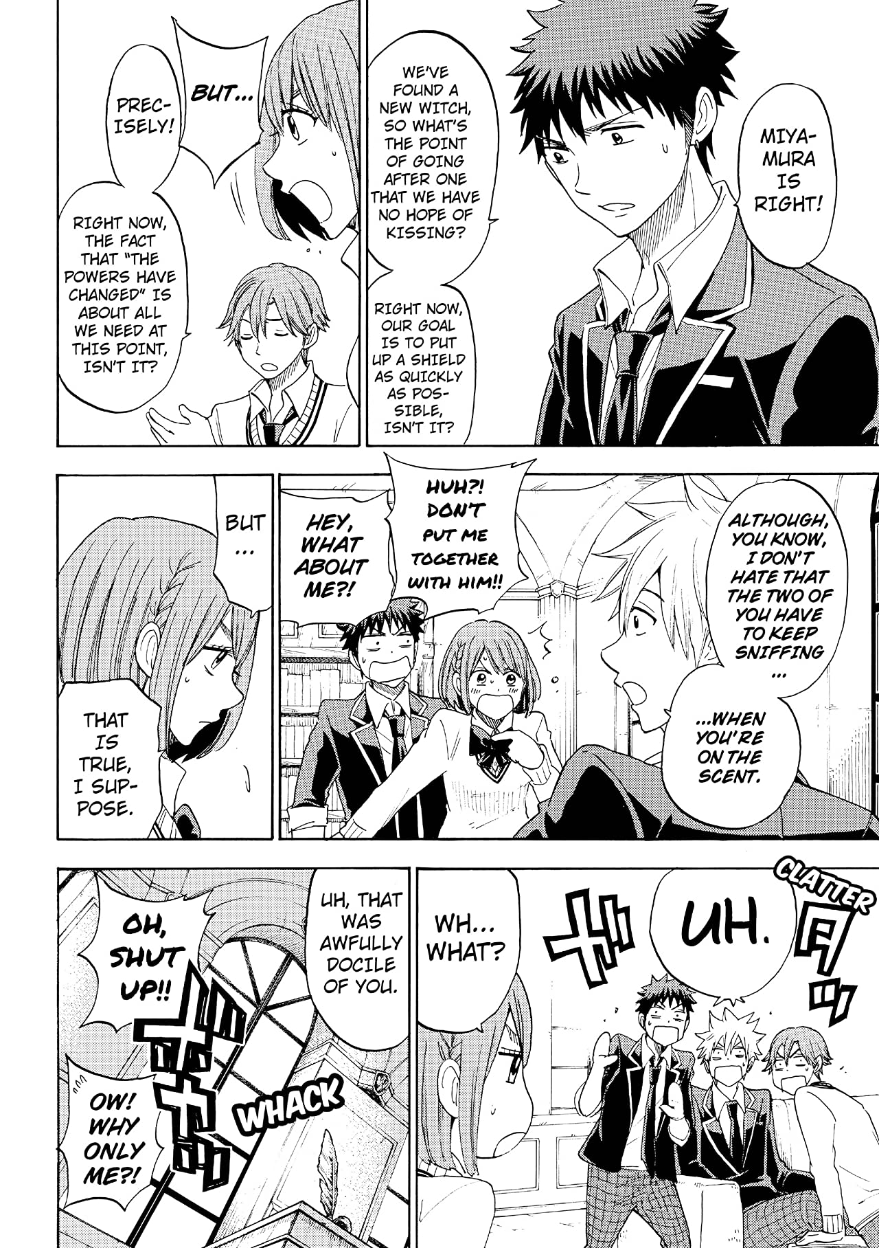 Yamada-kun and the Seven Witches #99