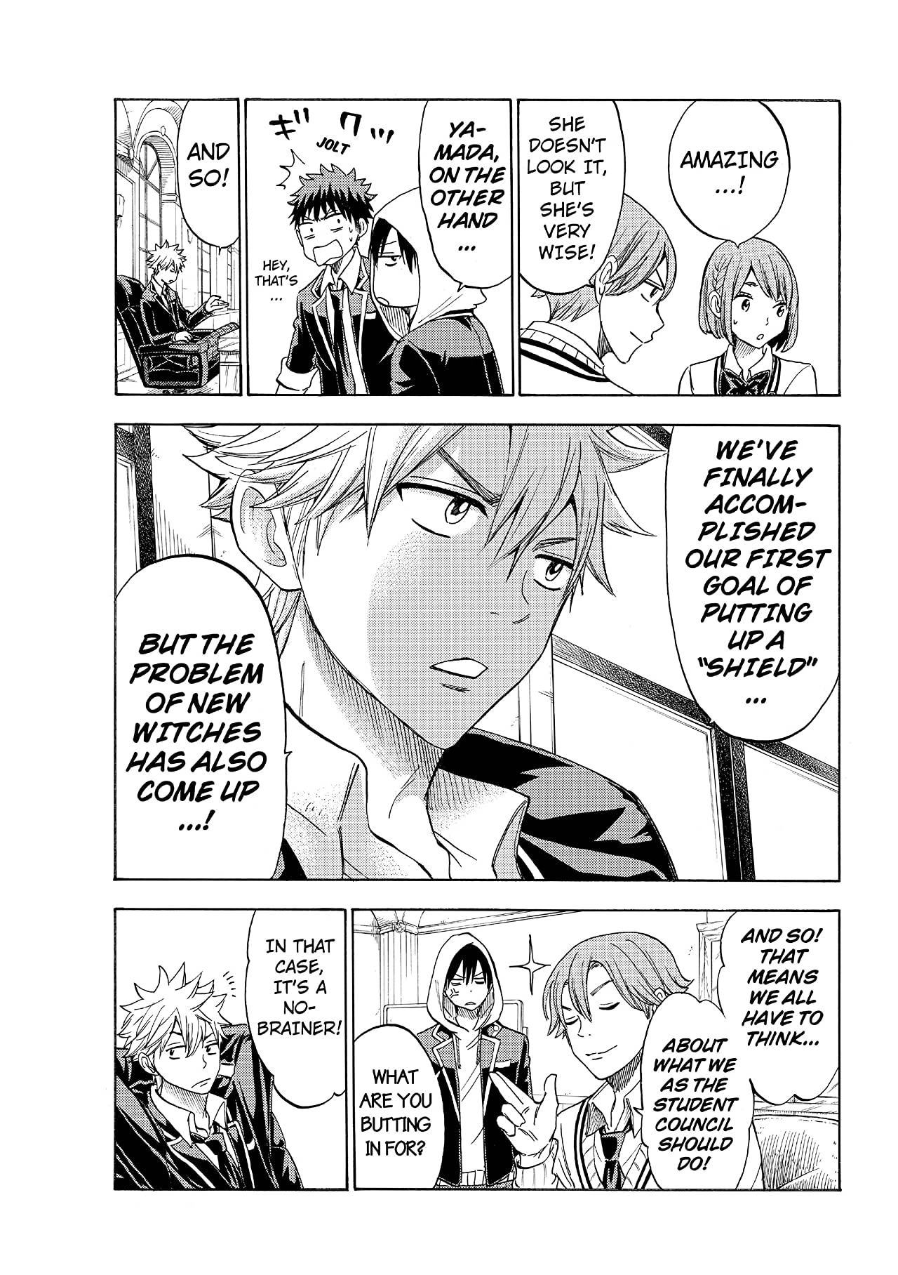 Yamada-kun and the Seven Witches #111
