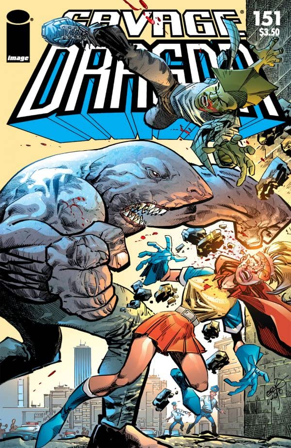 Savage Dragon #151