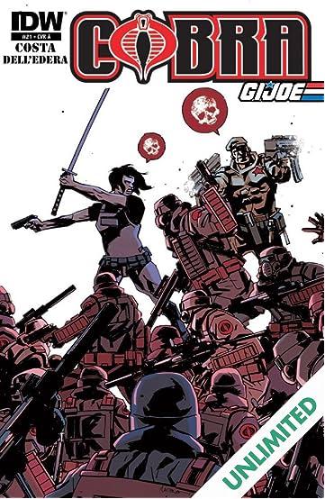 G.I. Joe: Cobra (2011-2013) #21