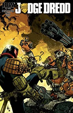 Judge Dredd No.3
