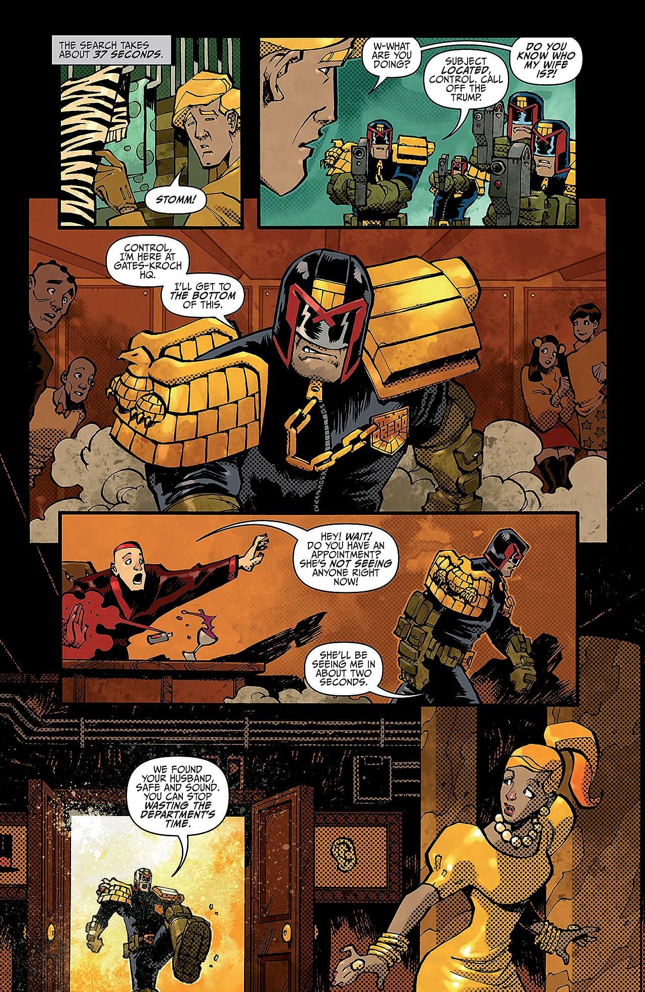 Judge Dredd #3