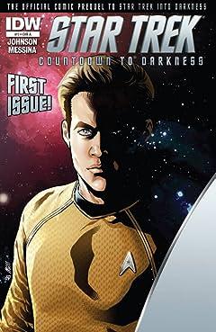 Star Trek: Countdown To Darkness No.1