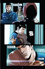 Star Trek: Countdown To Darkness #1