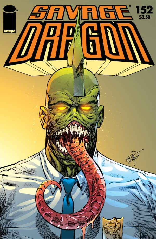 Savage Dragon #152