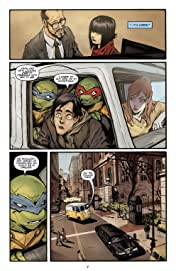 Teenage Mutant Ninja Turtles: Secret History of the Foot Clan #2 (of 4)