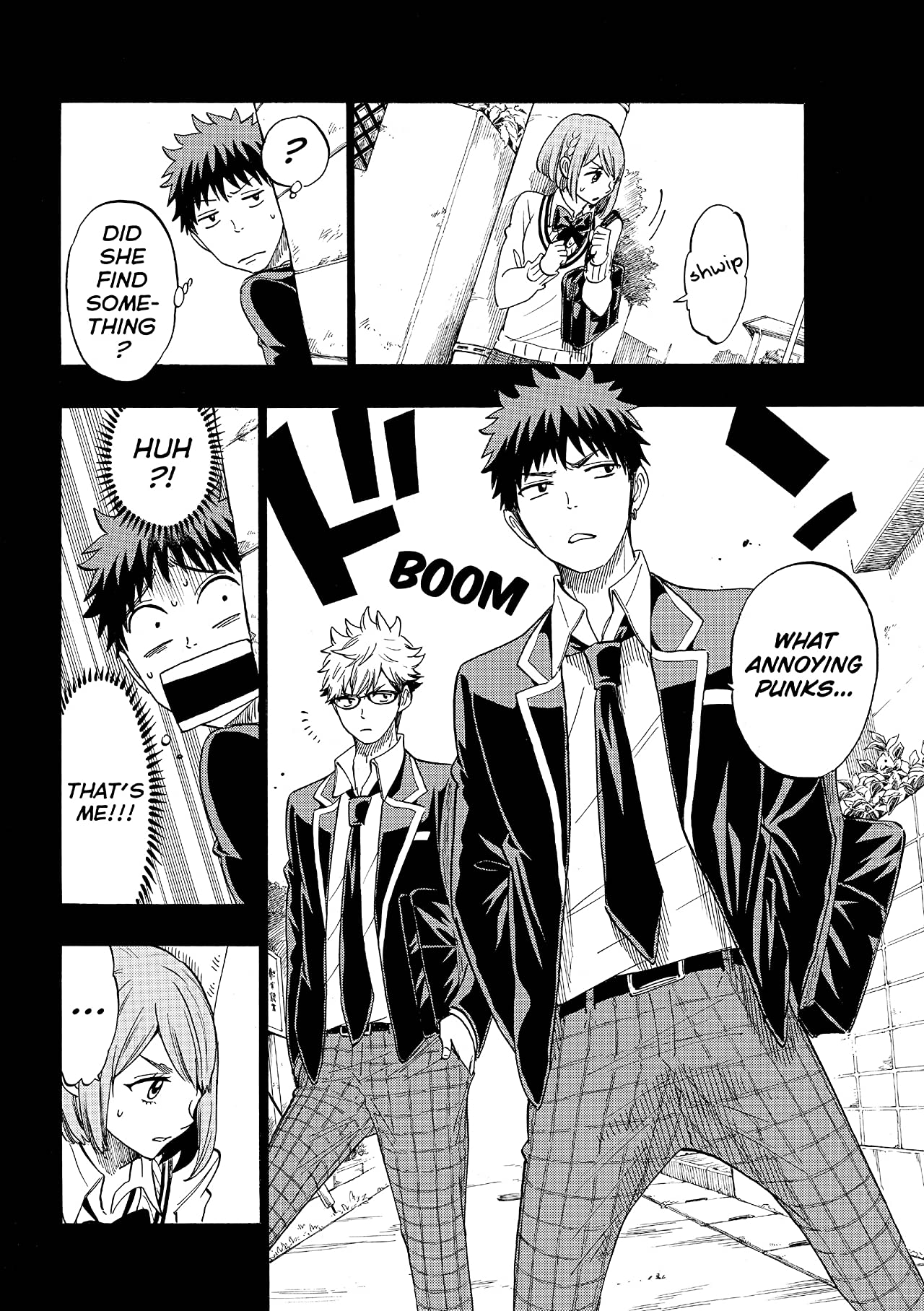 Yamada-kun and the Seven Witches #133