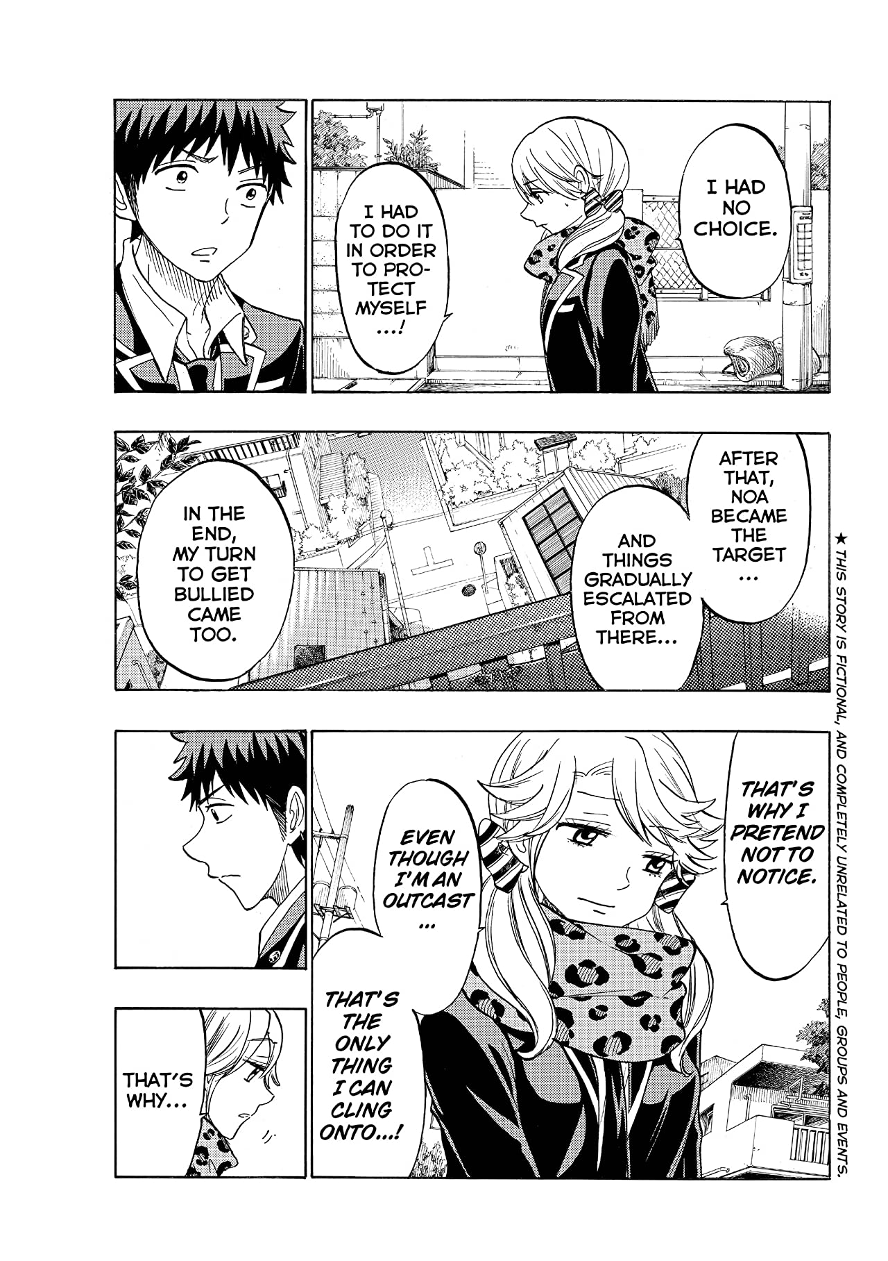 Yamada-kun and the Seven Witches #146