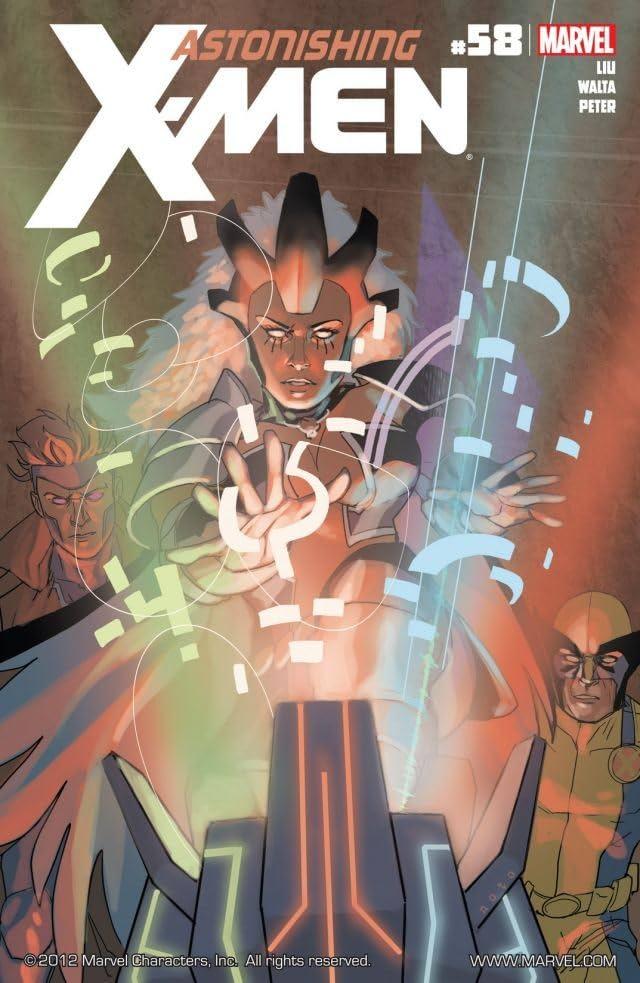 Astonishing X-Men (2004-2013) #58