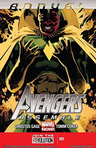 Avengers Assemble Annual No.1