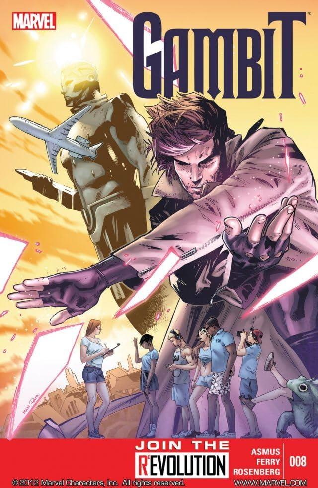 Gambit (2012-2013) #8