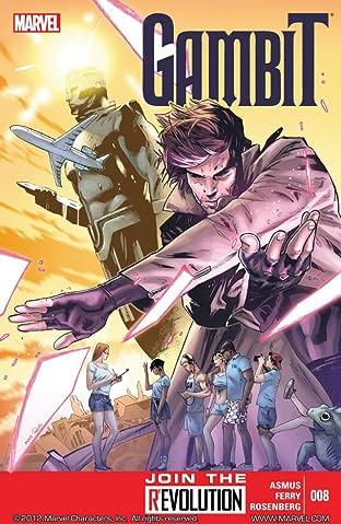 Gambit (2012-2013) No.8