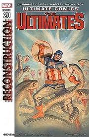 Ultimate Comics Ultimates #20