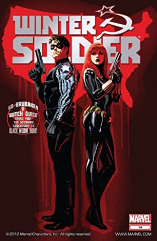 Winter Soldier #14