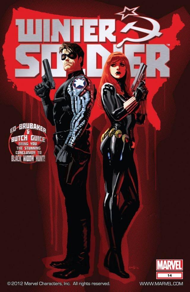 Winter Soldier #14