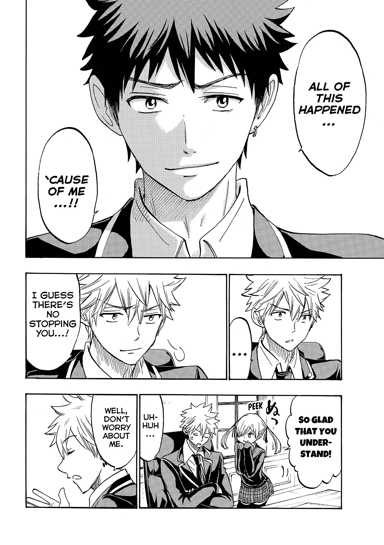 Yamada-kun and the Seven Witches #170