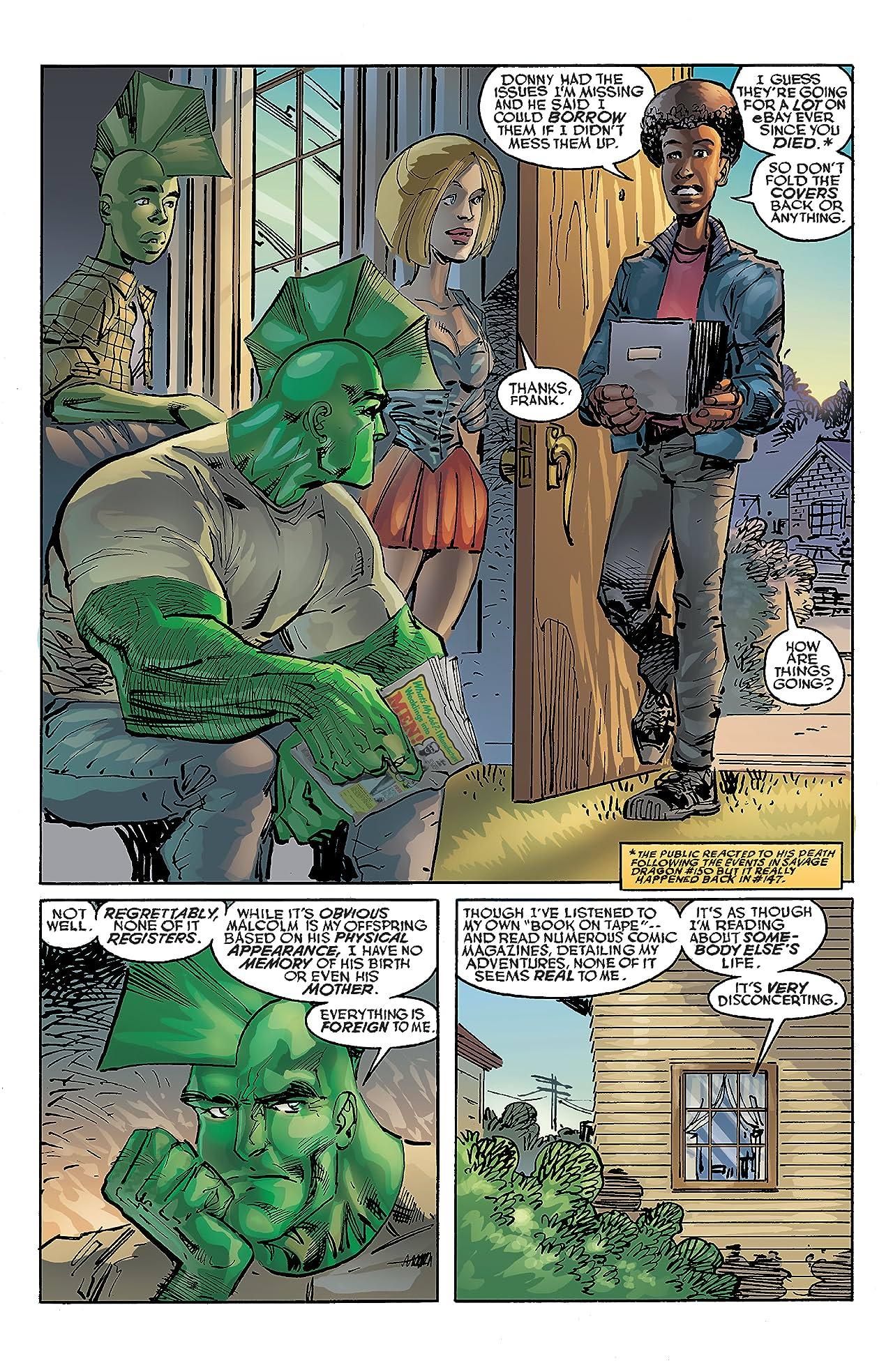 Savage Dragon #154