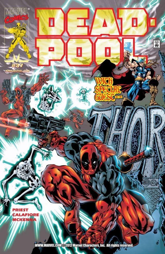 Deadpool (1997-2002) #37
