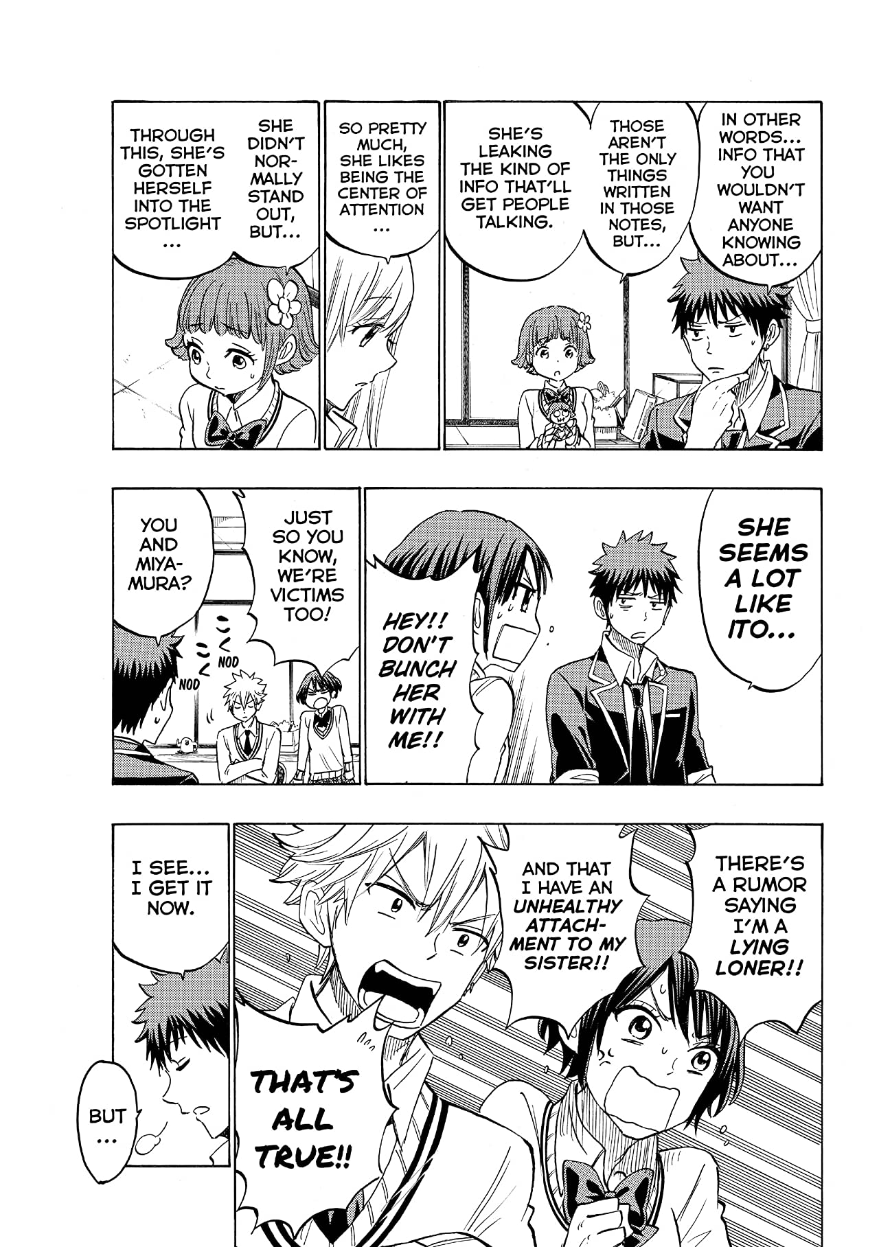 Yamada-kun and the Seven Witches #177