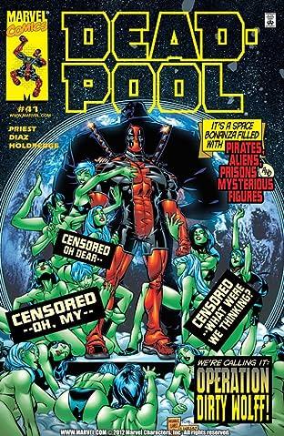 Deadpool (1997-2002) #41