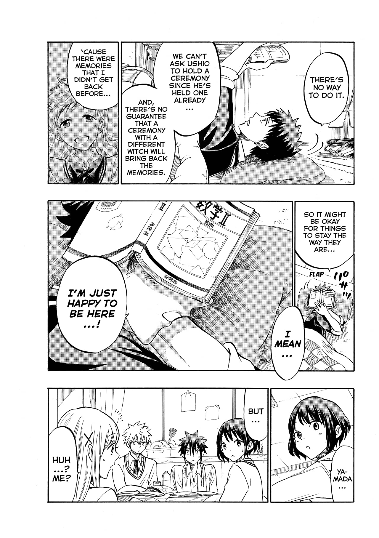 Yamada-kun and the Seven Witches #180