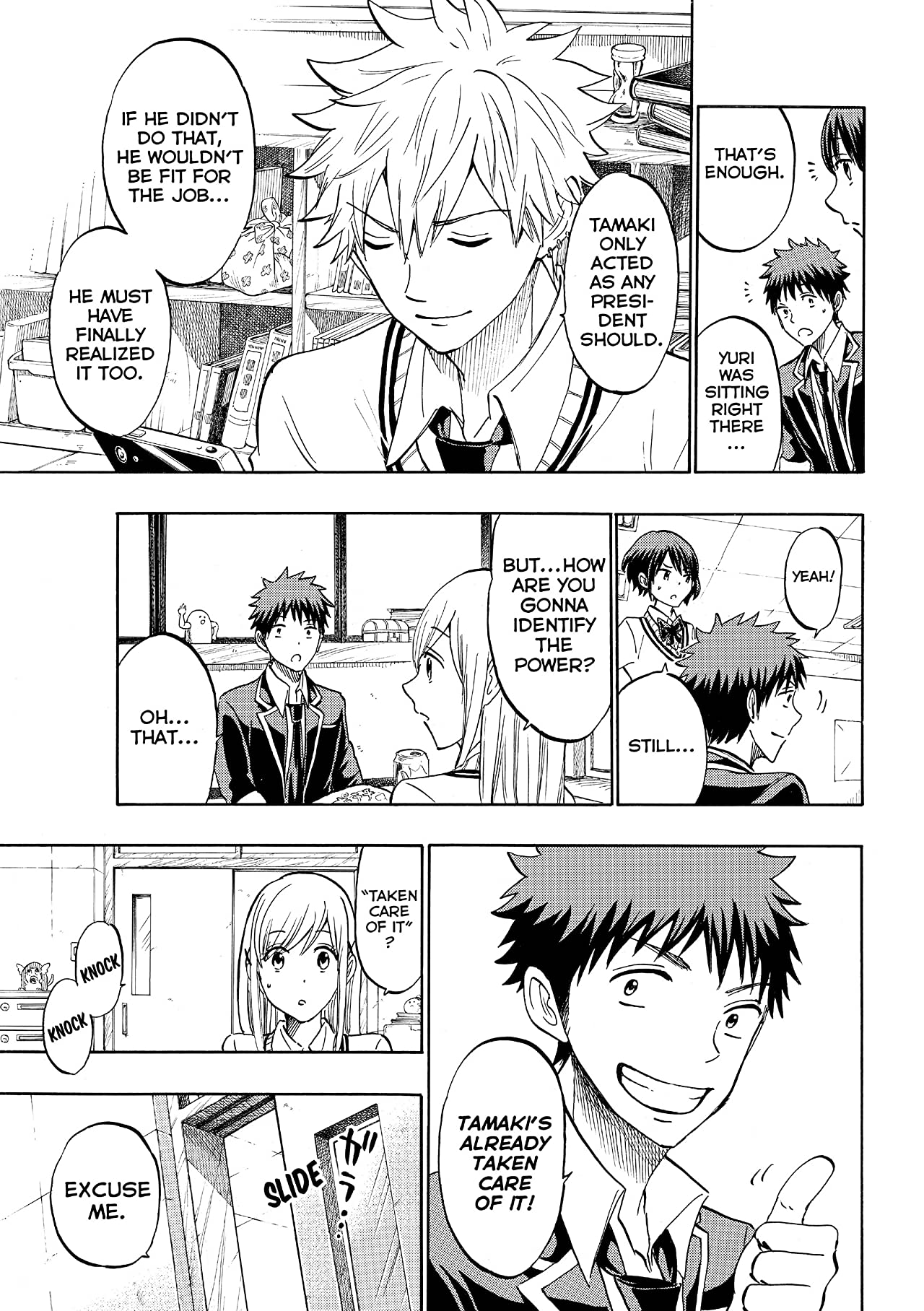 Yamada-kun and the Seven Witches #188
