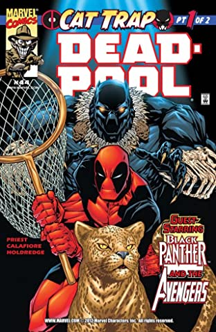 Deadpool (1997-2002) No.44