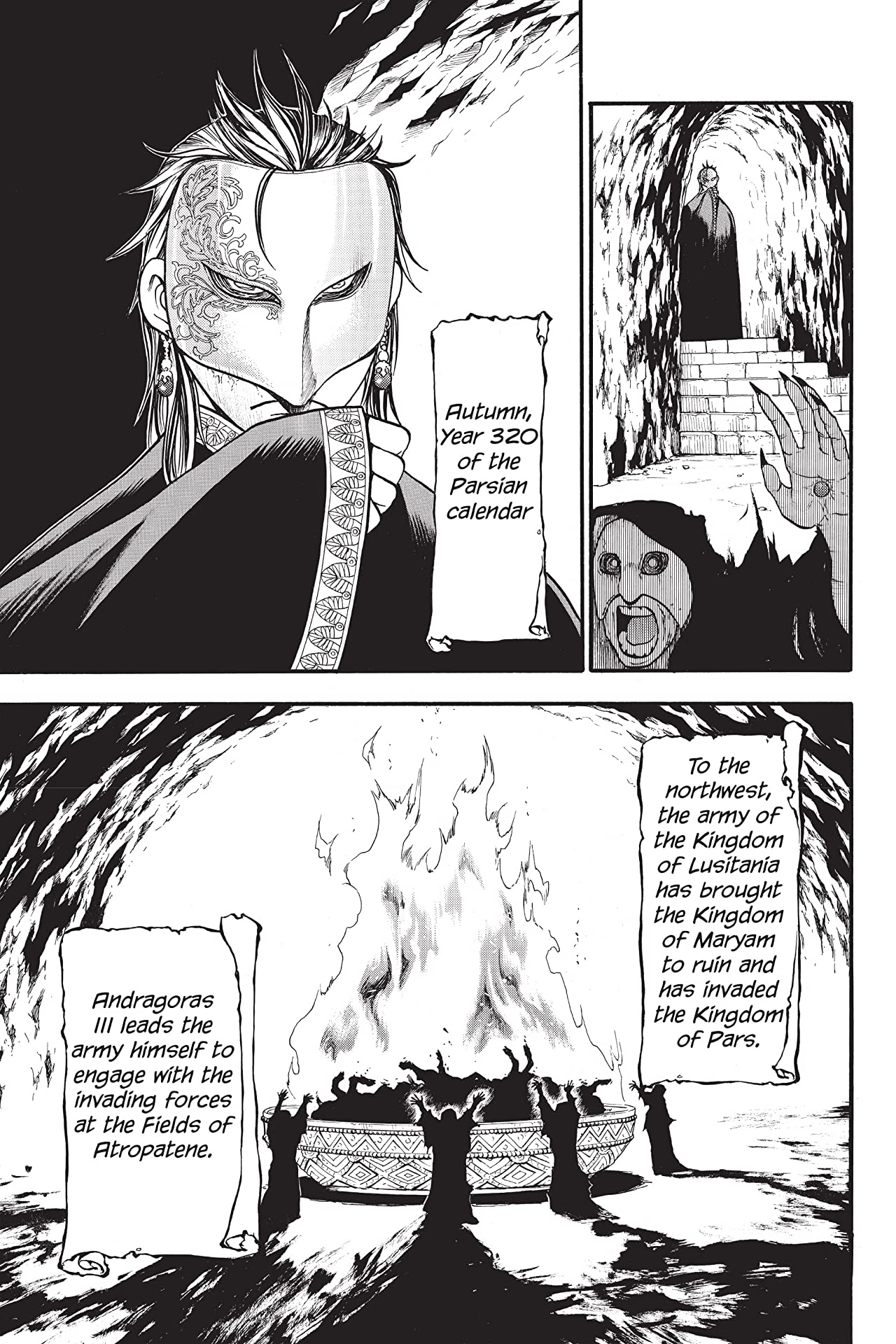 The Heroic Legend of Arslan #2