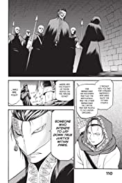 The Heroic Legend of Arslan #8