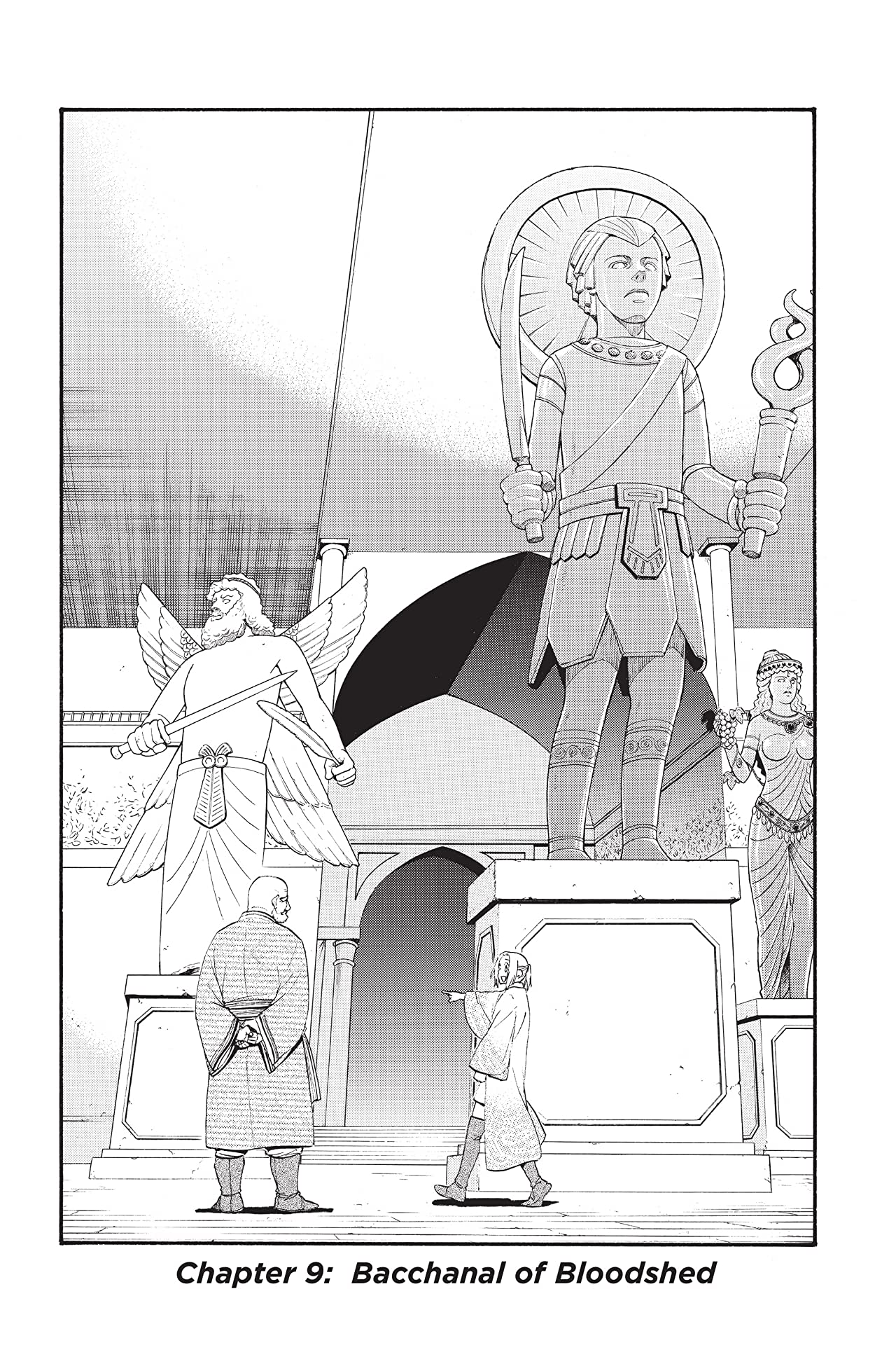 The Heroic Legend of Arslan #9