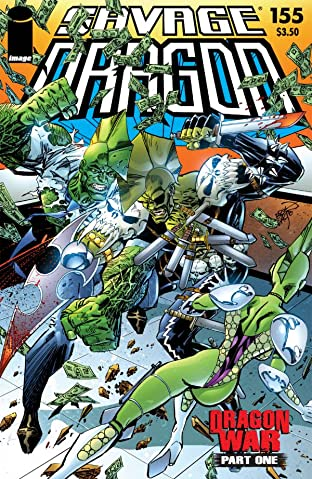 Savage Dragon #155