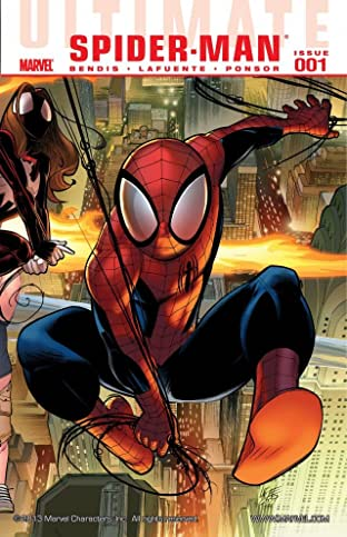 Ultimate Comics Spider-Man (2009-2012) No.1