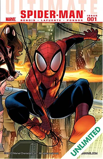 Ultimate Comics Spider-Man (2009-2012) #1