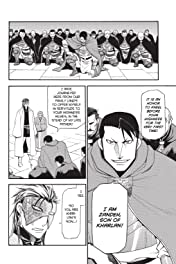 The Heroic Legend of Arslan #27