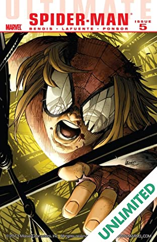 Ultimate Comics Spider-Man (2009-2012) #5