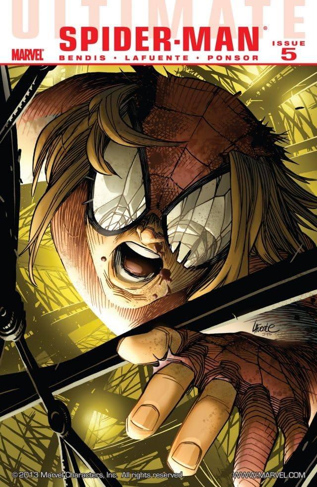 Ultimate Comics Spider-Man (2009-2012) #5