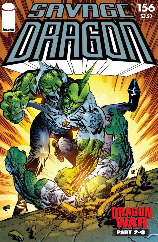Savage Dragon #156