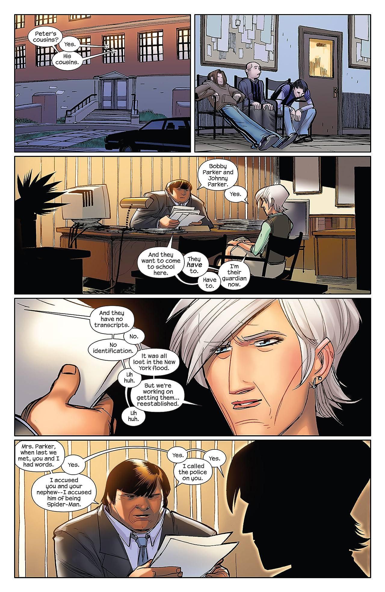 Ultimate Comics Spider-Man (2009-2012) #6