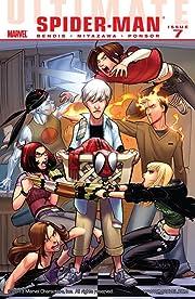 Ultimate Comics Spider-Man (2009-2012) #7