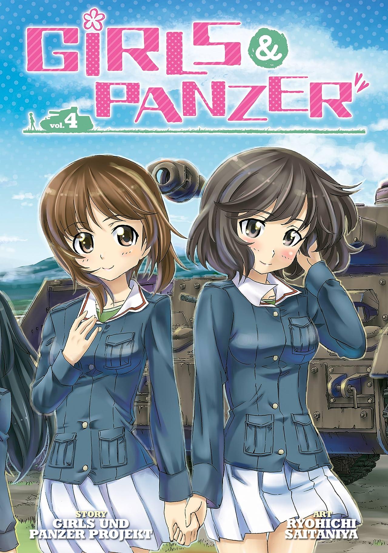 Girls und Panzer Vol. 4