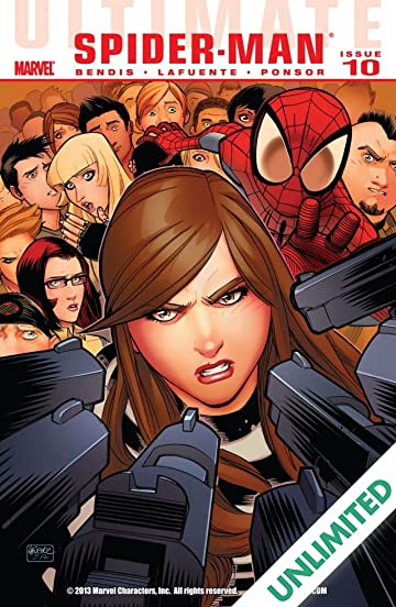 Ultimate Comics Spider-Man (2009-2012) #10