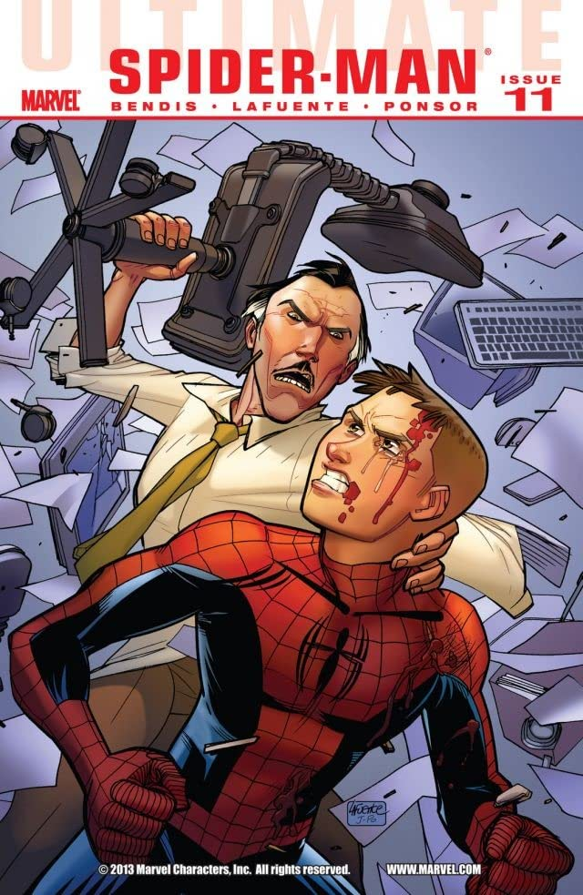 Ultimate Comics Spider-Man (2009-2012) #11