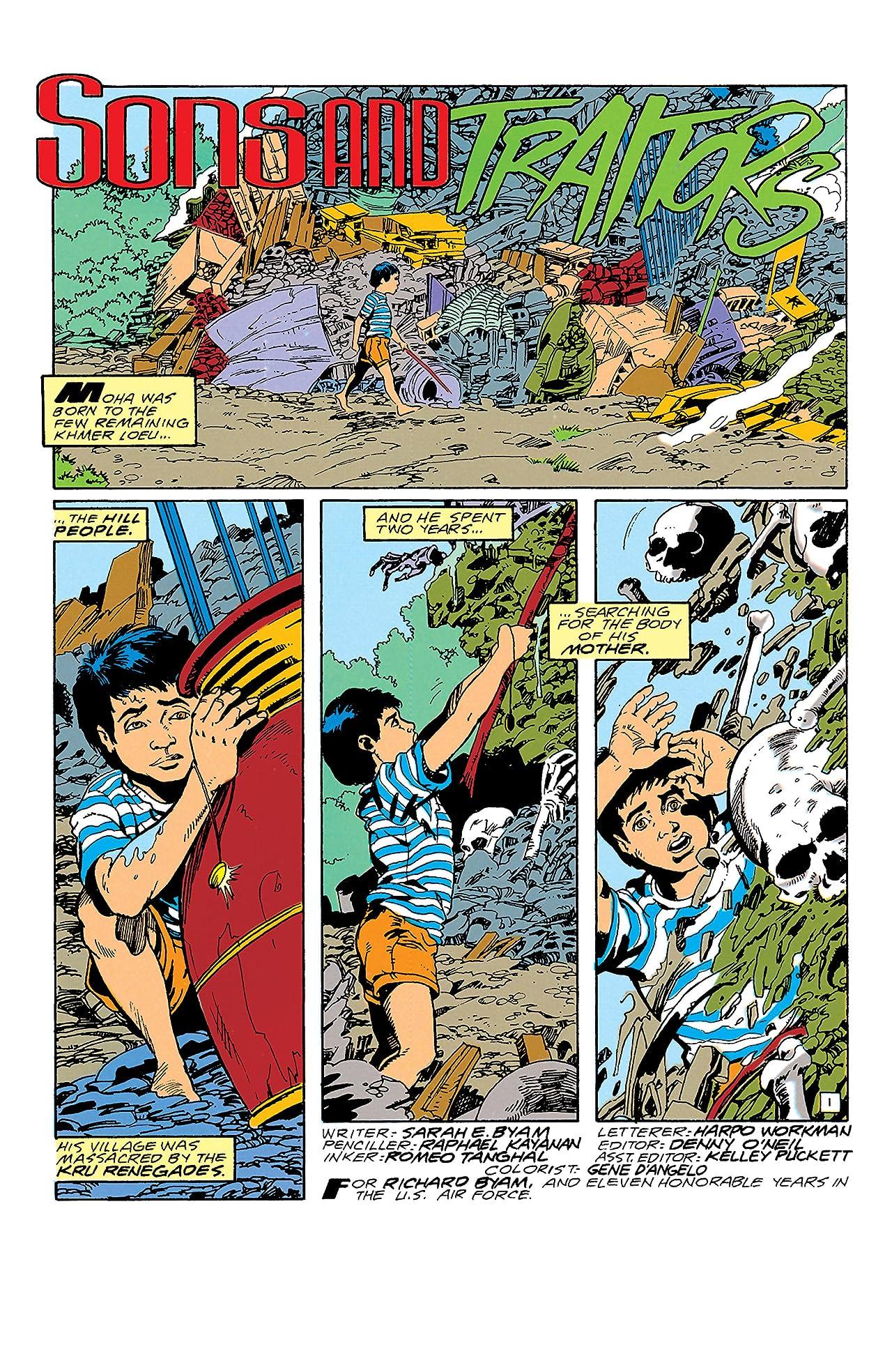 Captain Atom (1986-1991) #47