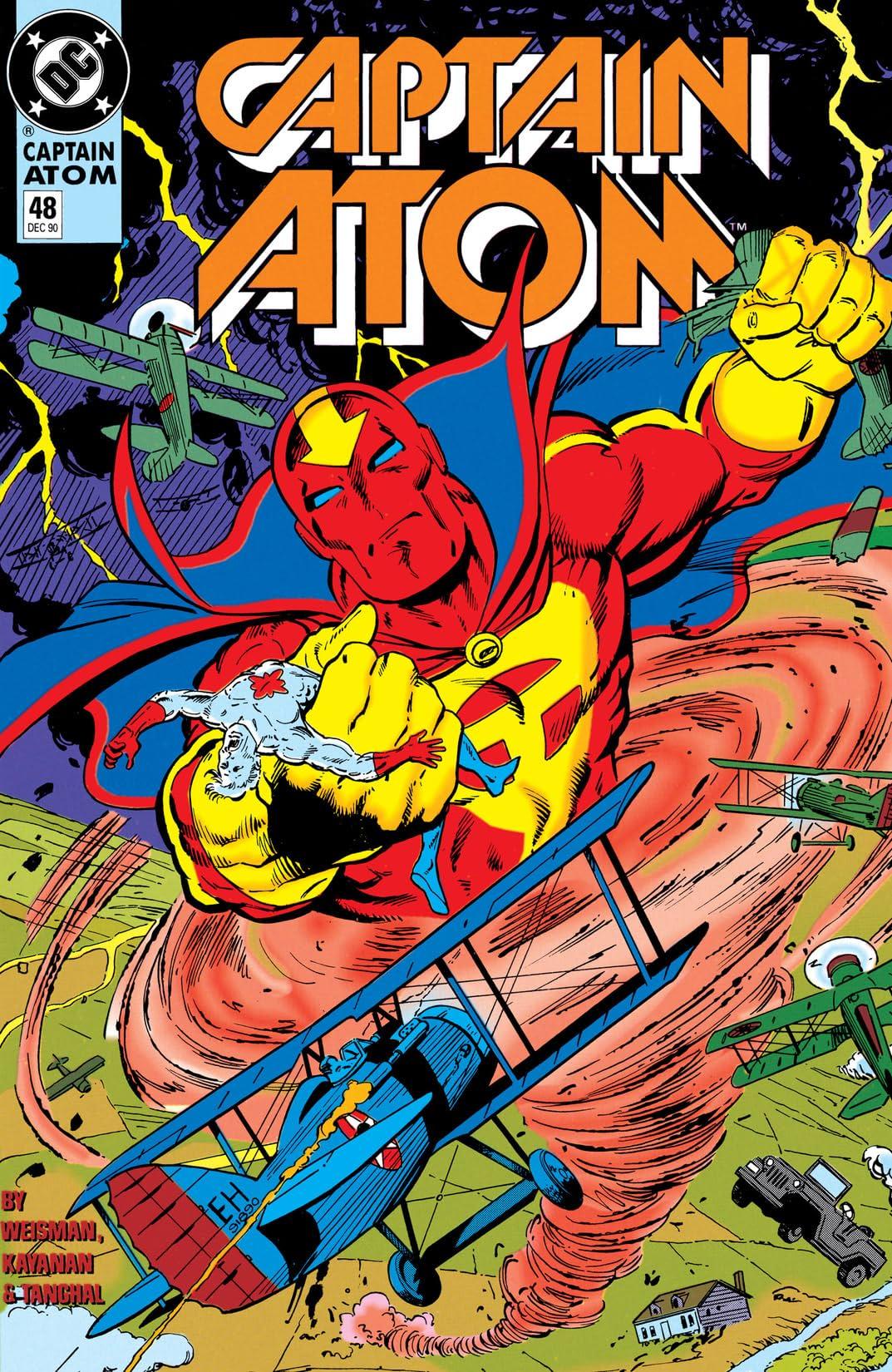 Captain Atom (1986-1991) #48