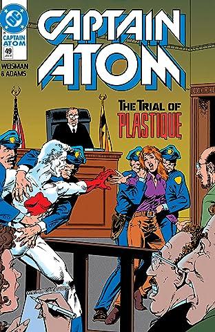 Captain Atom (1986-1991) #49
